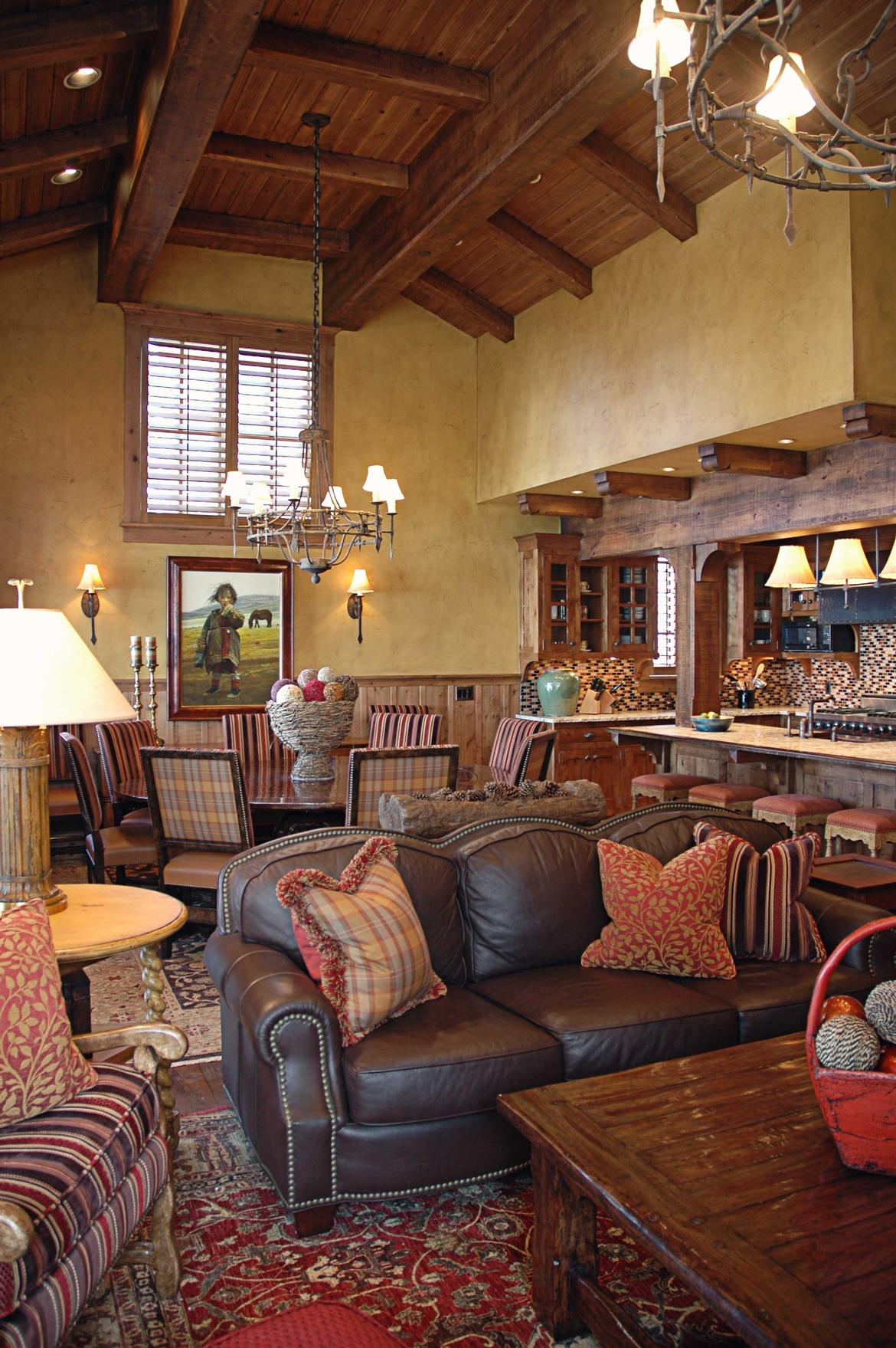 Western decorating ideas for living rooms magnificent home design for Western decorating ideas for living rooms